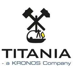 Titania AS - Logo
