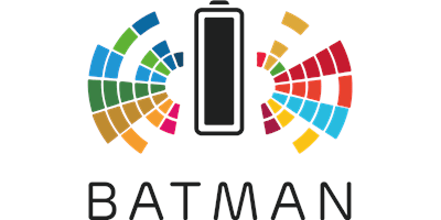 Batman Logo Positive